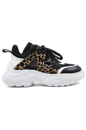 No Name Leopar Sneakers